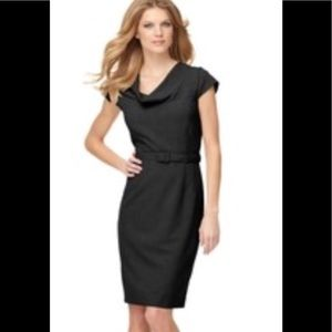 Calvin Klein cowl neck dress size 4